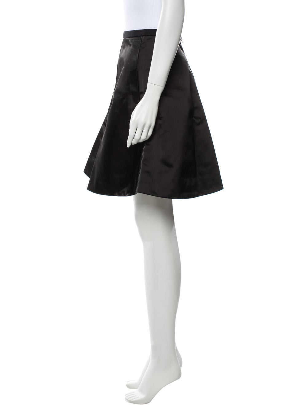 Acne Studios Knee-Length Skirt Black - image 2