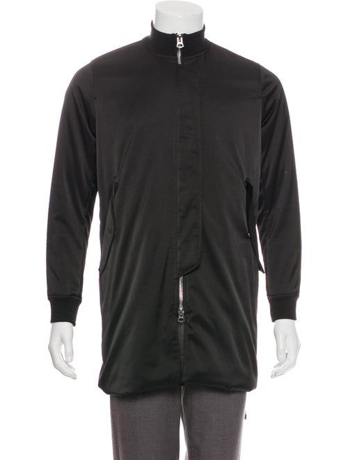Acne Studios Aude Bomber Jacket black