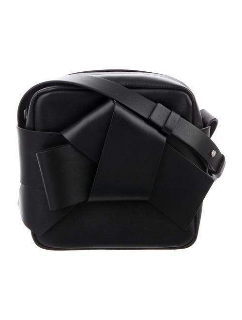 Acne Studios Knot Crossbody Bag Black