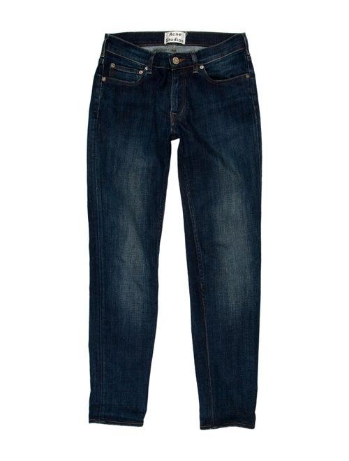 Acne Studios Skinny Jeans blue - image 1