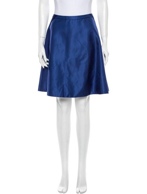 Acne Studios 2015 Knee-Length Skirt w/ Tags Blue