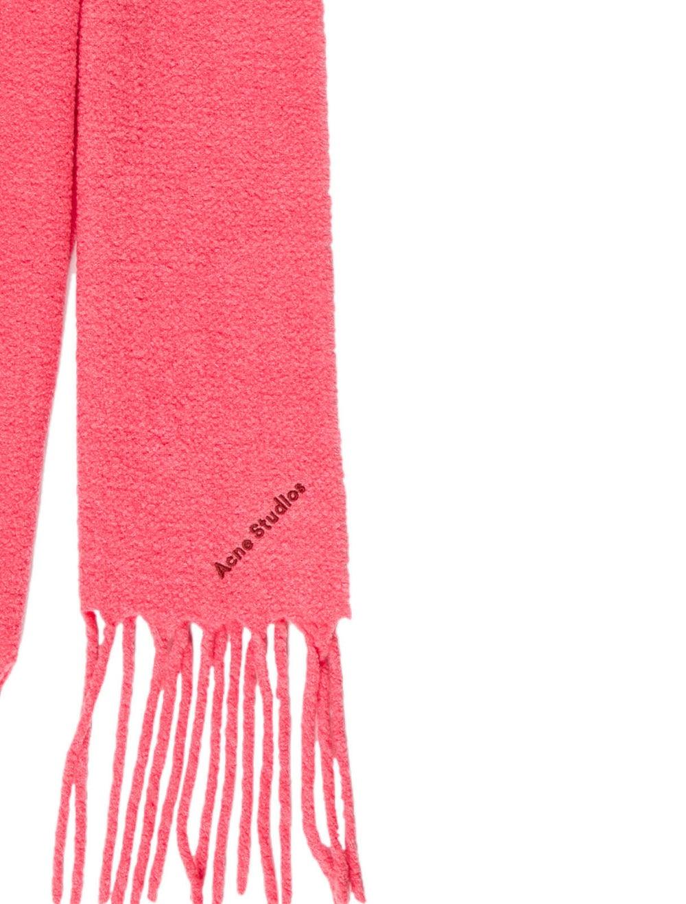 Acne Studios Villy Wool Scarf Pink - image 2