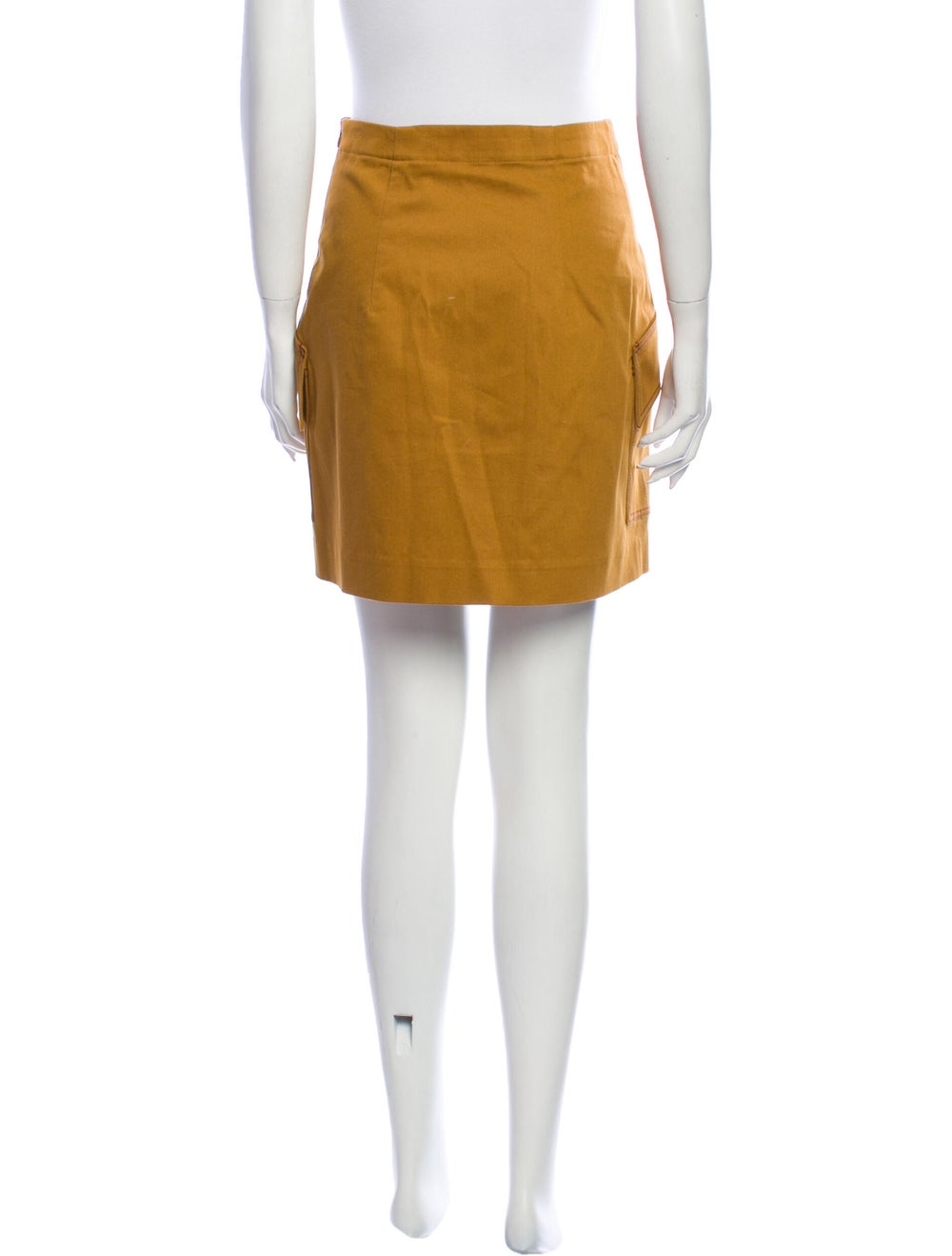 Acne Studios Mini Skirt Brown - image 3