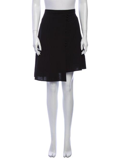 Acne Studios Mini Skirt Black