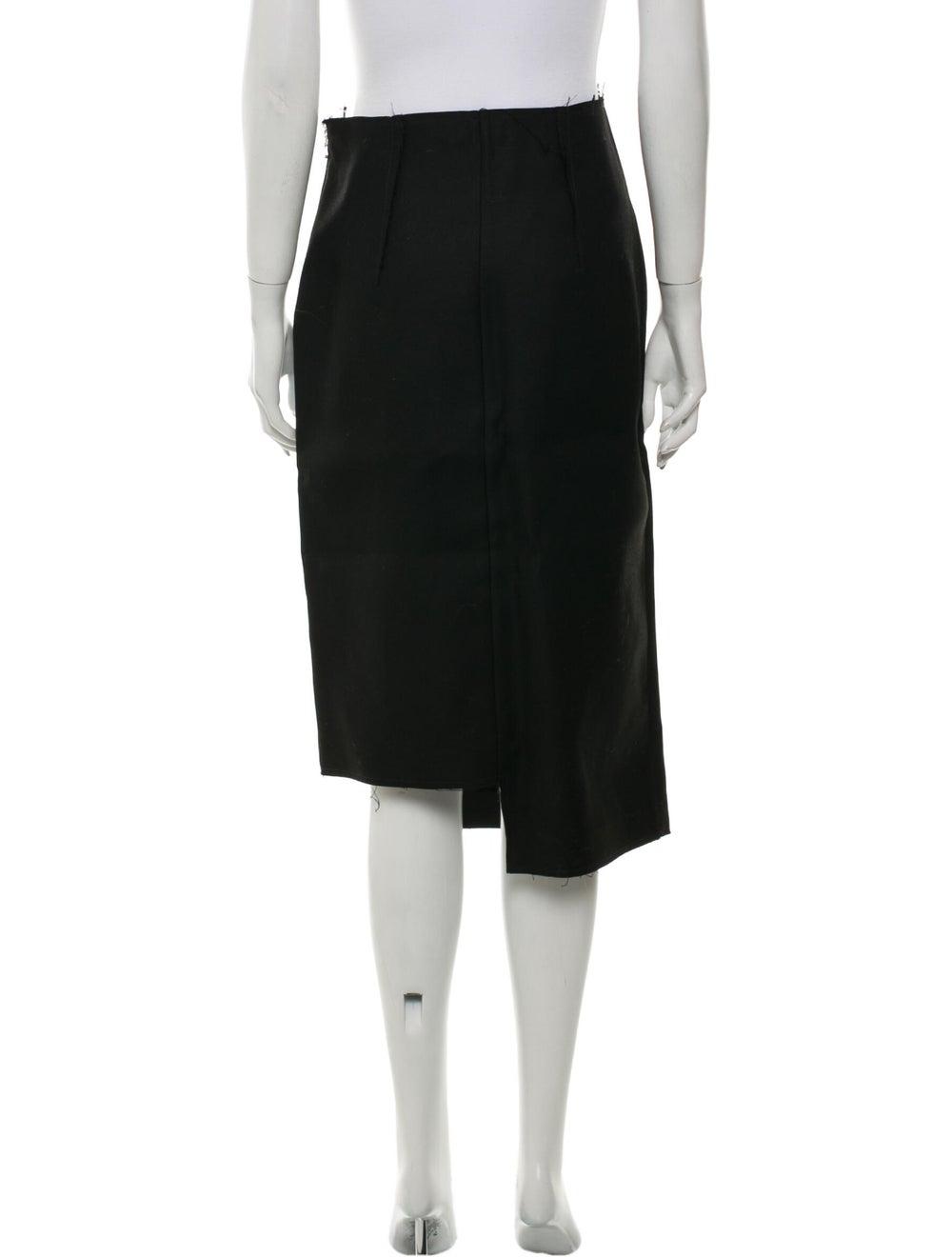 Acne Studios Wool Knee-Length Skirt Wool - image 3