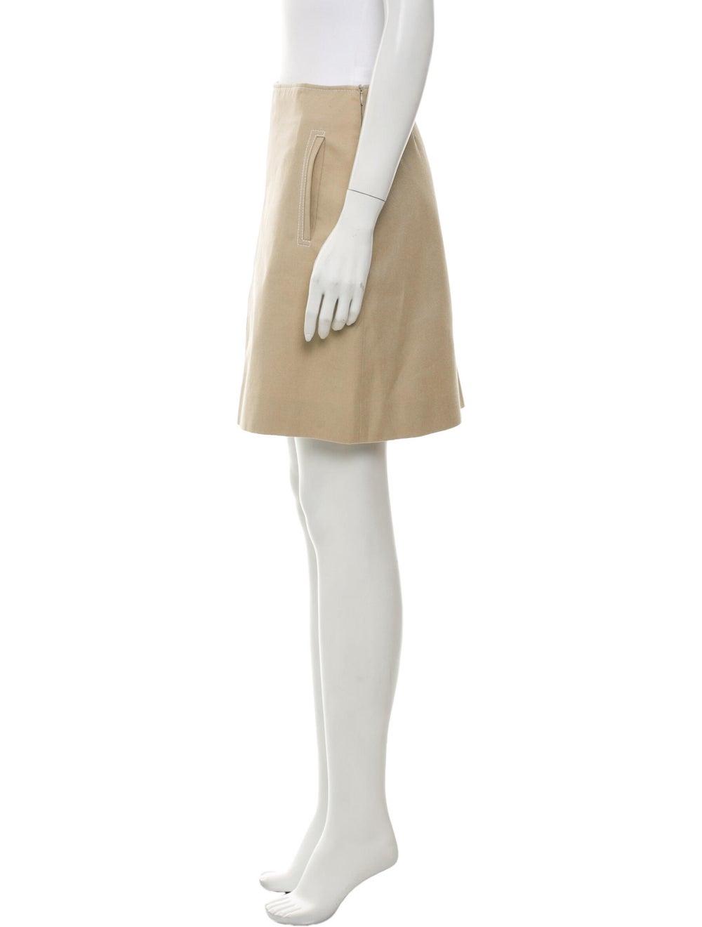 Acne Studios Mini Skirt - image 2