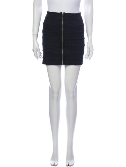 Acne Studios Mini Skirt Grey