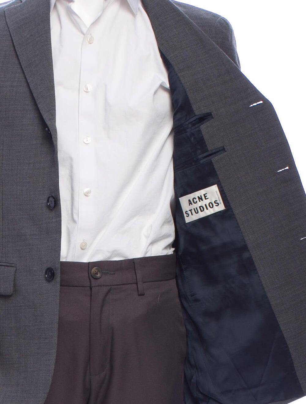 Acne Studios Blazer Grey - image 4