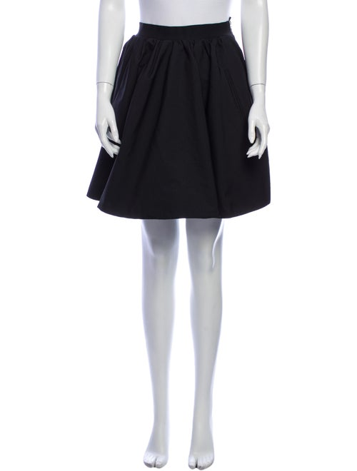 Acne Studios 2014 Mini Skirt Black