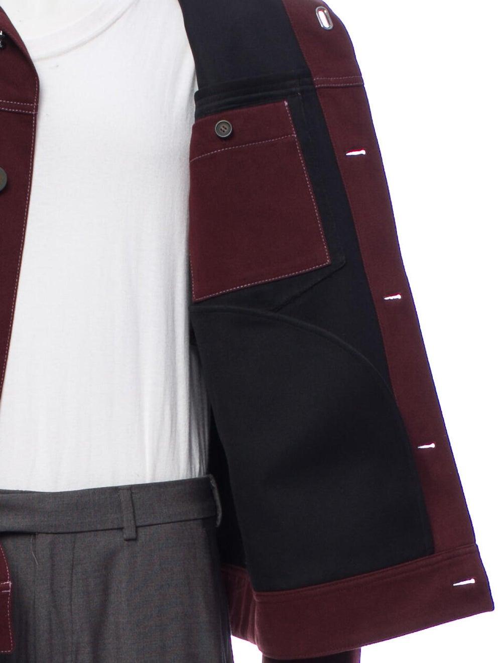 Acne Studios Jacket Purple - image 4
