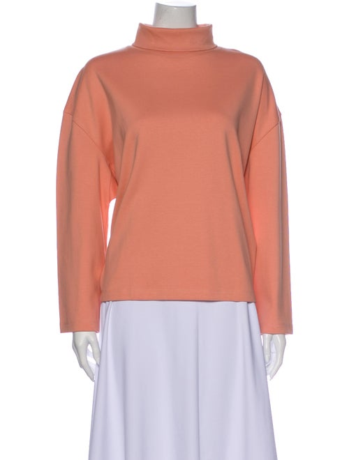 Acne Studios Turtleneck Sweater Pink
