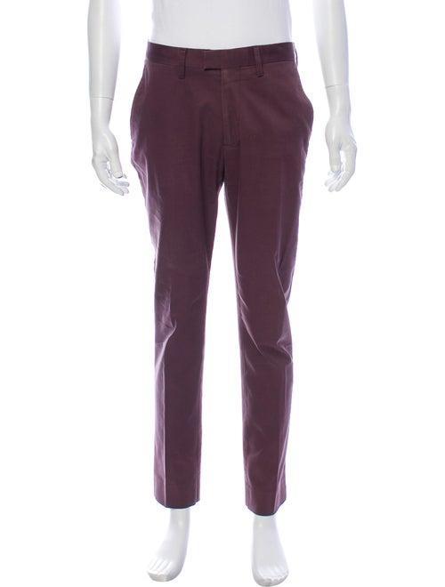 Acne Studios Pants Purple
