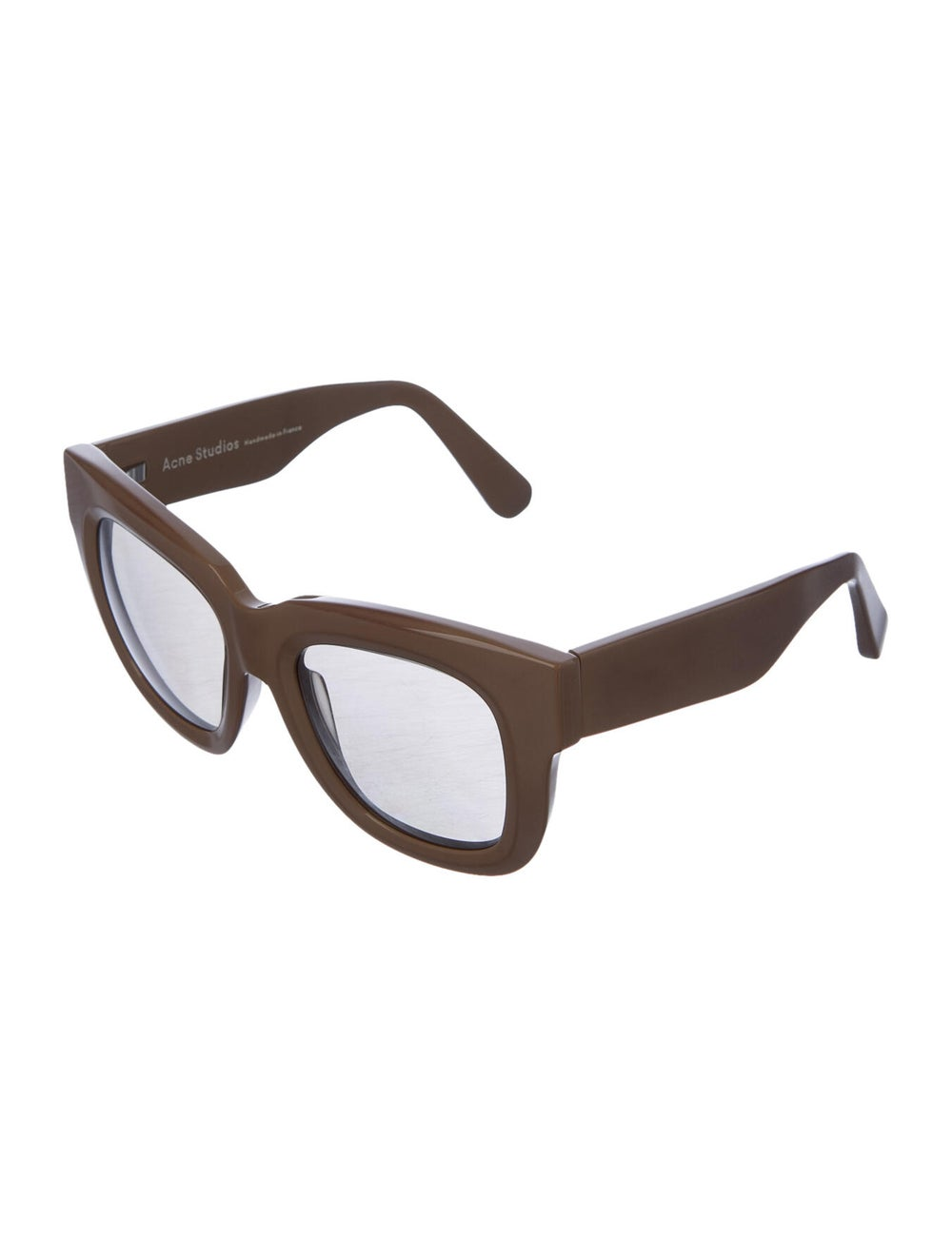 Acne Studios Square Mirrored Sunglasses - image 2