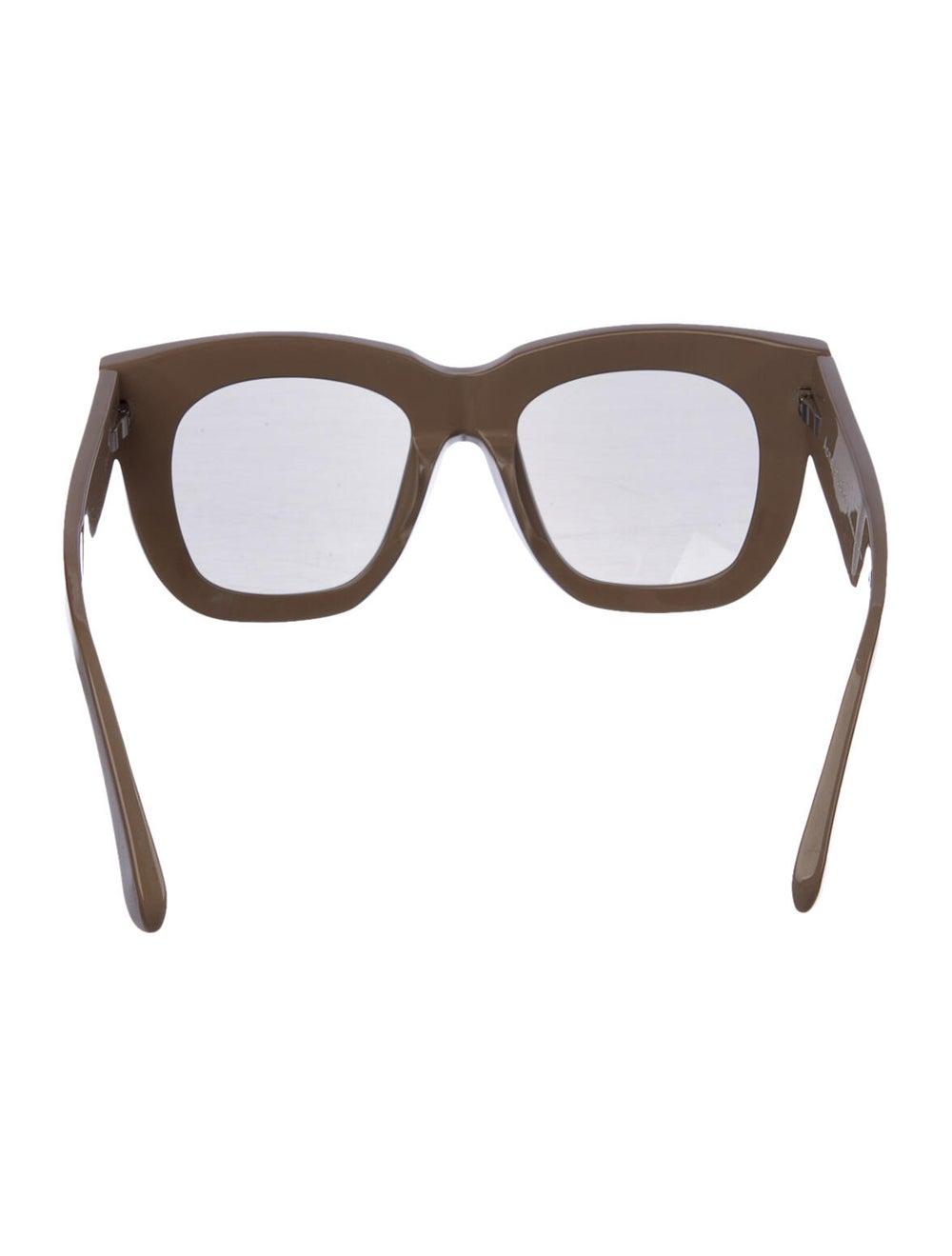 Acne Studios Square Mirrored Sunglasses - image 3