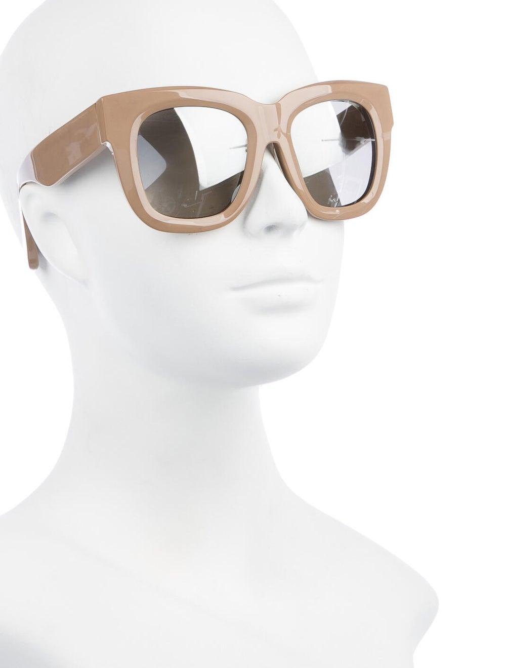 Acne Studios Square Mirrored Sunglasses - image 4