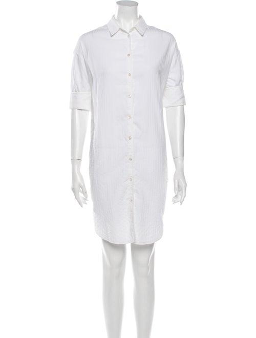 Acne Studios 2016 Mini Dress White