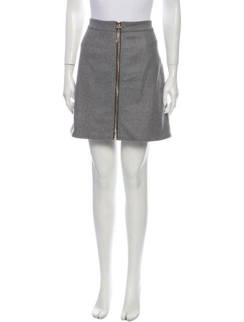 Acne Studios 2016 Mini Skirt Grey