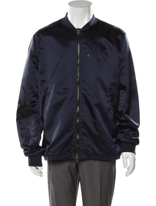 Acne Studios Selo Light Bomber Jacket Blue