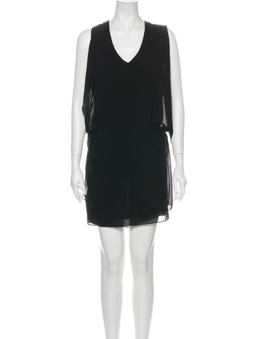Acne Studios 2012 Mini Dress Black
