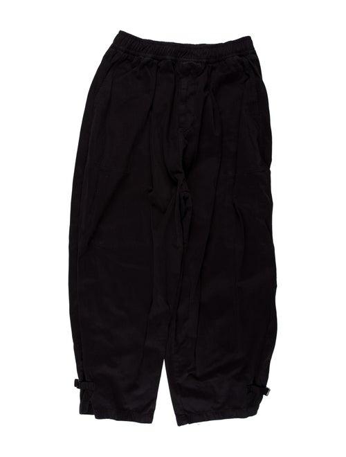 Acne Studios Wide Leg Pants Black