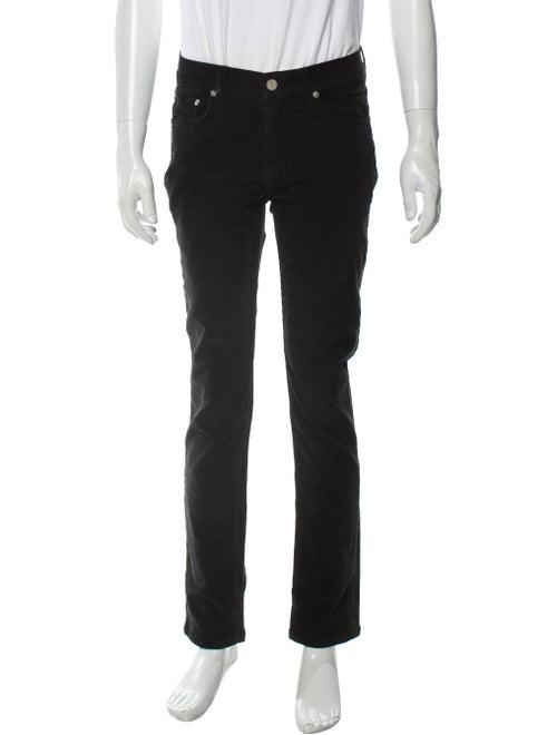 Acne Studios Corduroy Pants Black