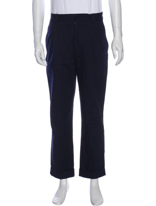 Acne Studios Cargo Pants Blue