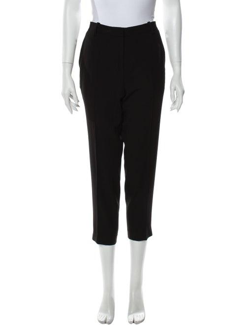 Acne Studios Straight Leg Pants Black
