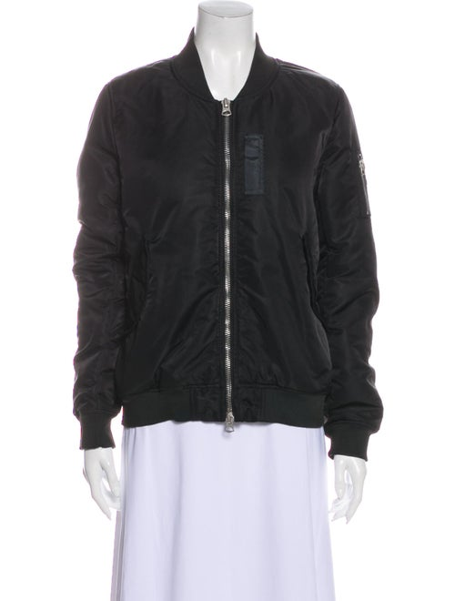 Acne Studios Bomber Jacket Black