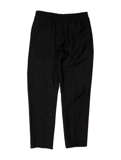Acne Studios Ryder Wool Pants black