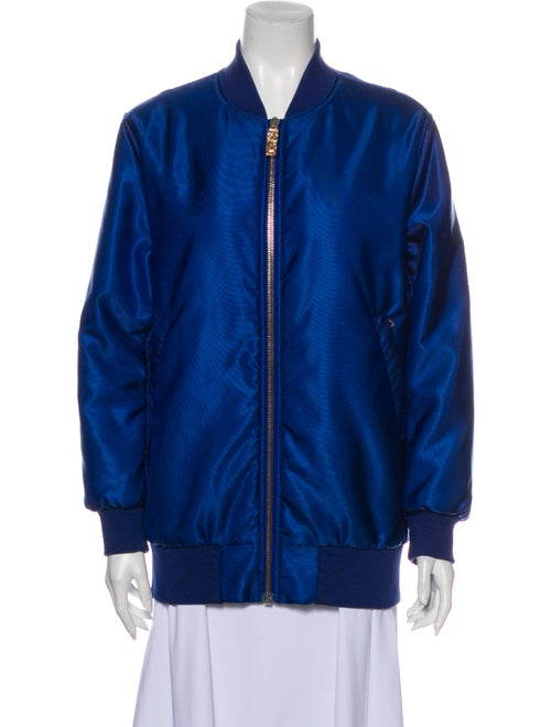Acne Studios Bomber Jacket Blue