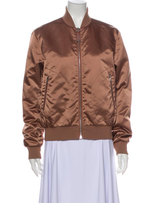 Acne Studios Bomber Jacket Brown