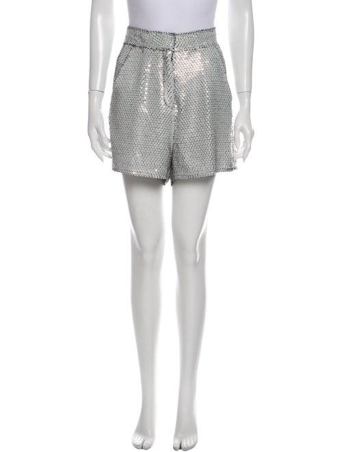 Acne Studios Mini Shorts White
