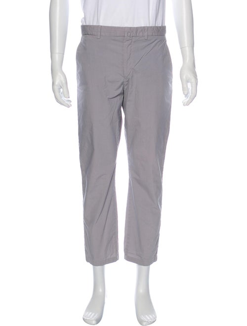 Acne Studios Cropped Pants Grey