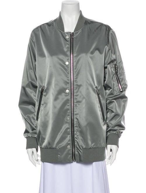 Acne Studios Bomber Jacket Grey