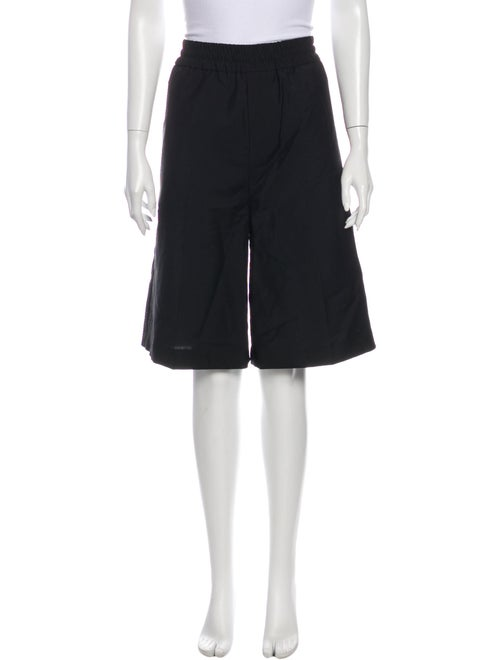 Acne Studios Wool Knee-Length Shorts Wool