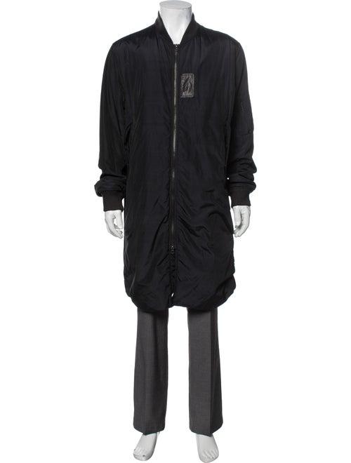 Acne Studios 2015 Vince Light Overcoat Black