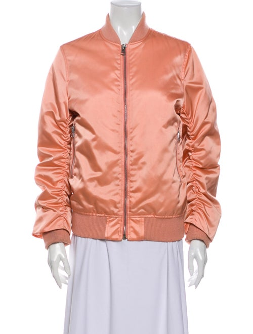 Acne Studios Bomber Jacket Pink