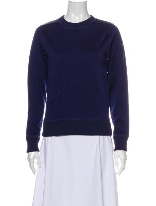 Acne Studios 2015 Vernina Sweatshirt Blue