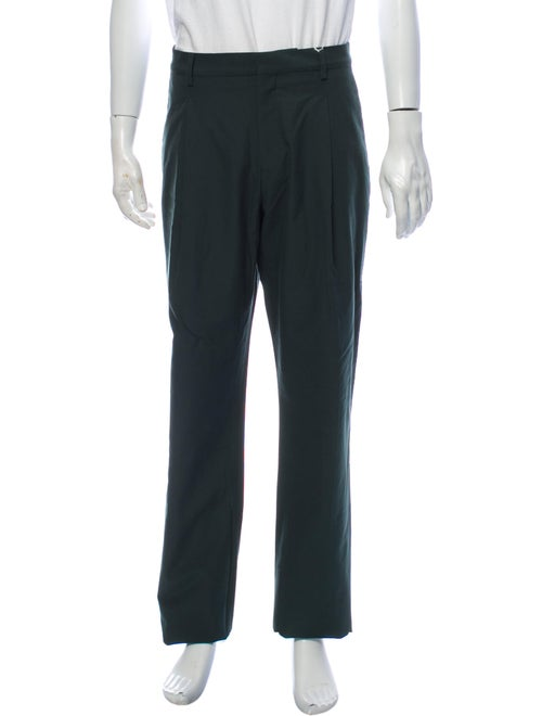 Acne Studios Dress Pants Green