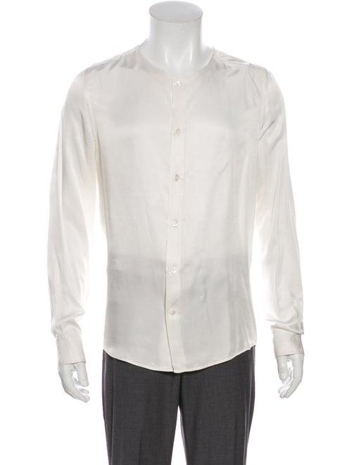 Acne Studios Dorian Long Sleeve Shirt White
