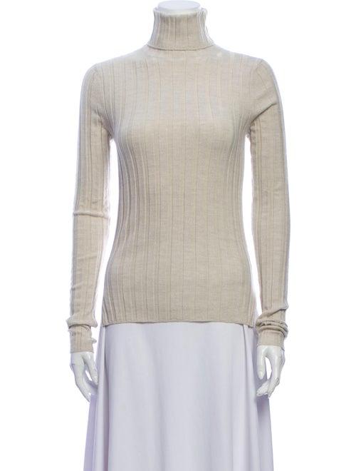 Acne Studios Merino Wool Turtleneck Sweater Wool