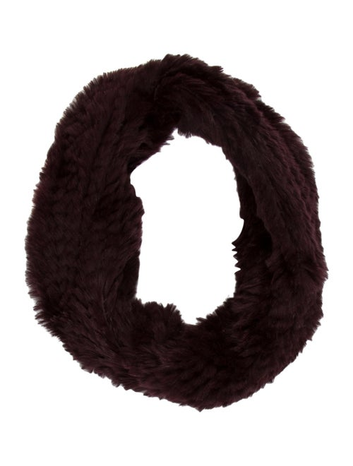 Adrienne Landau Fur Snood