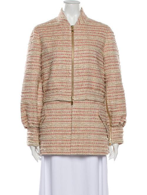 Adeam Striped Coat