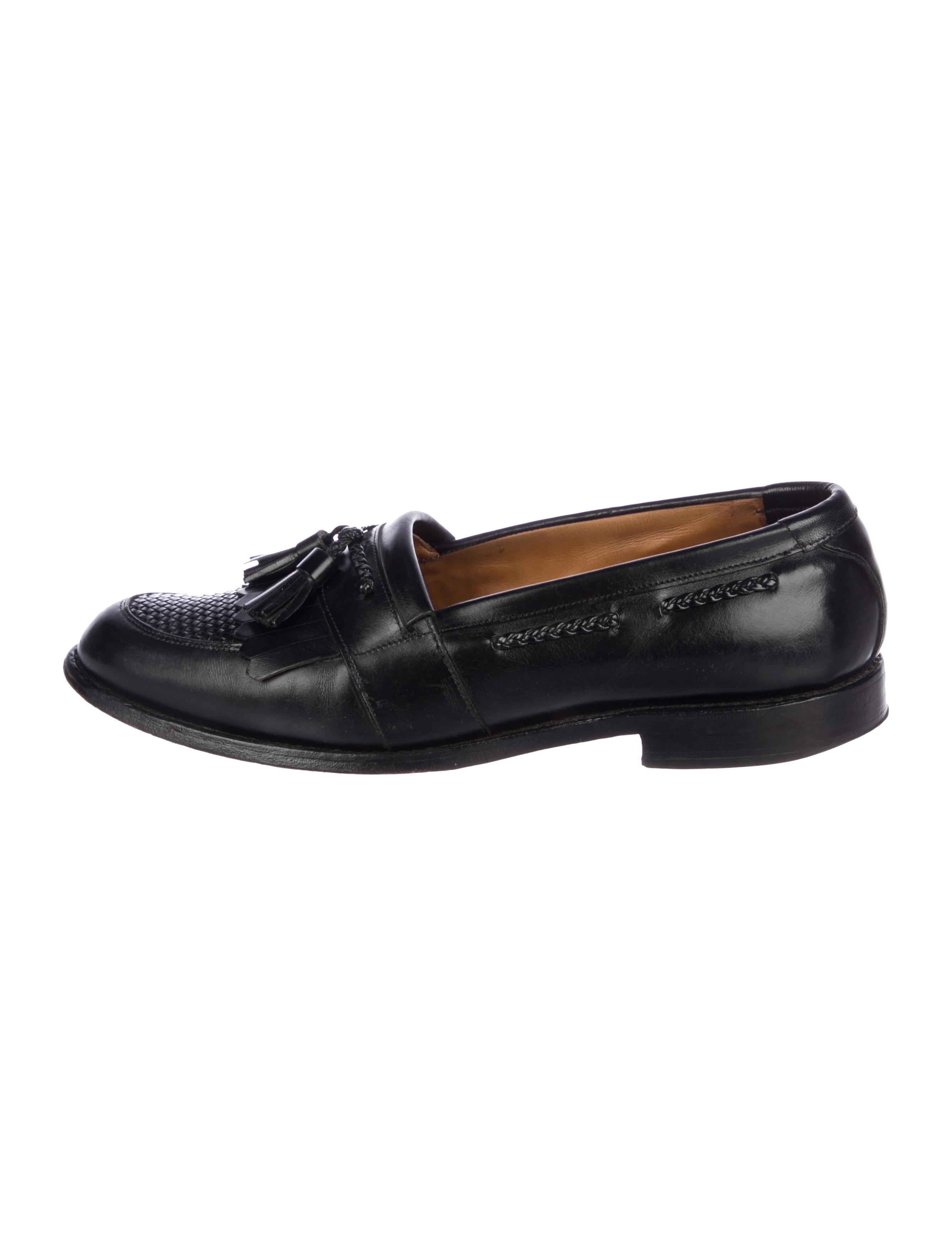 440890e73c13c Allen Edmonds Cody Tassel Loafers - Shoes - AED20333 | The RealReal