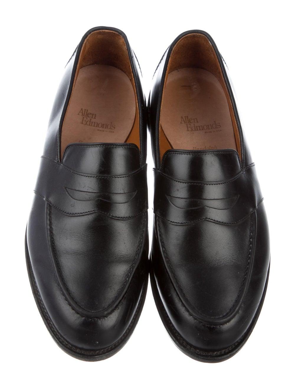 Allen Edmonds Leather Penny Loafers black - image 3