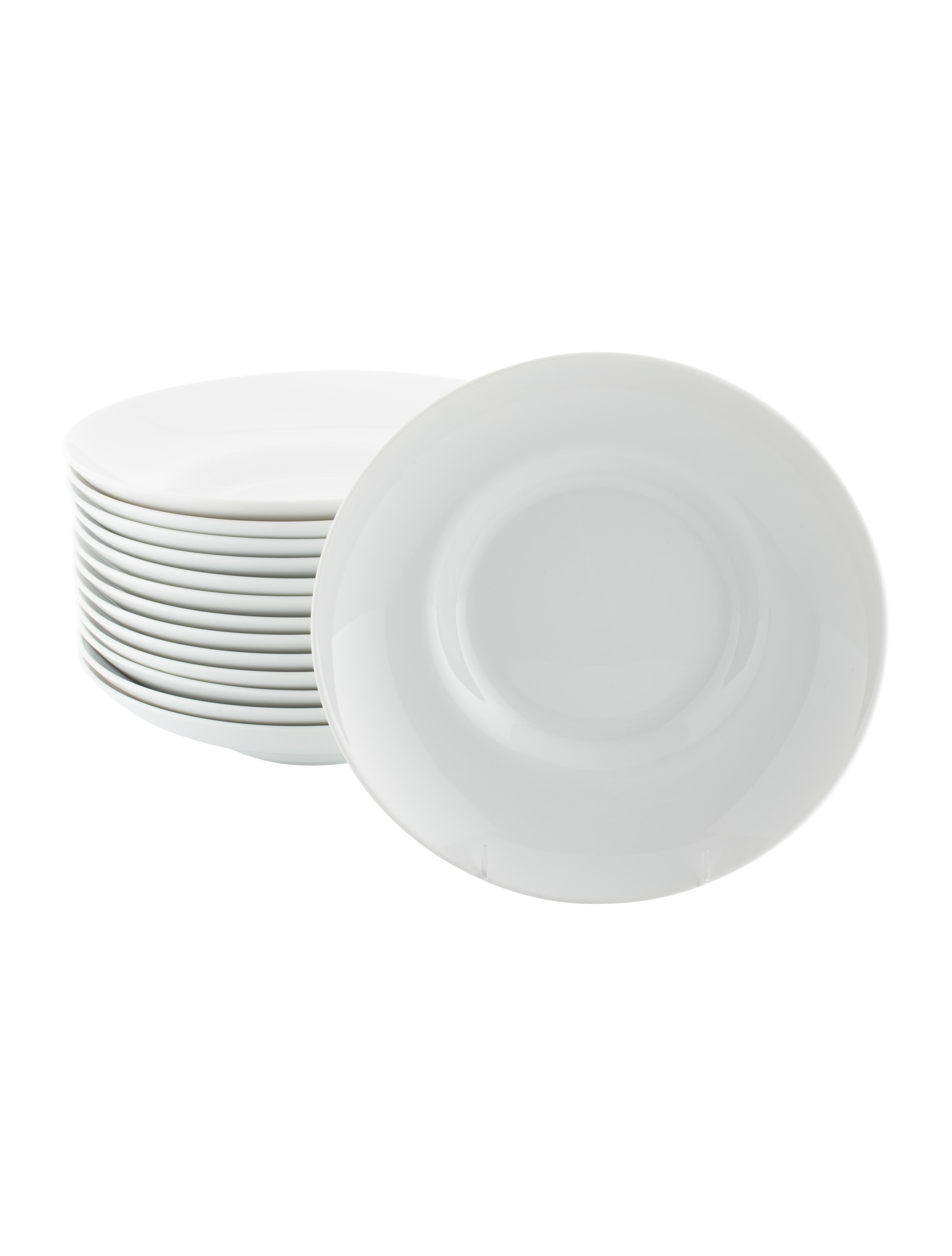 Alessi set of 14 mami soup bowls tabletop and kitchen - Alessi dinnerware sets ...