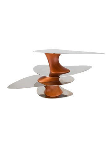 Alessi Floating Earth Cake Stand None