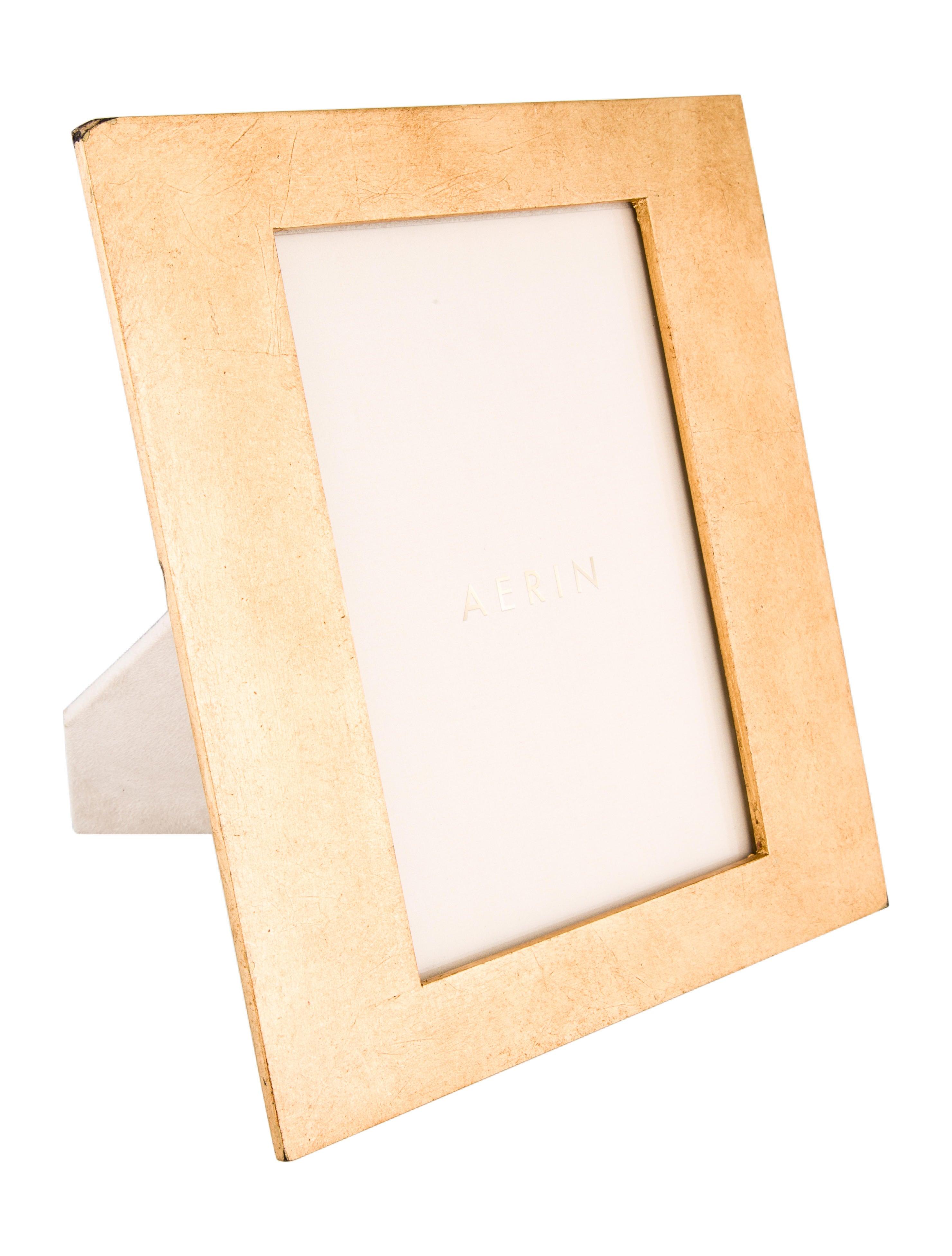 Gold Leaf Picture Frame