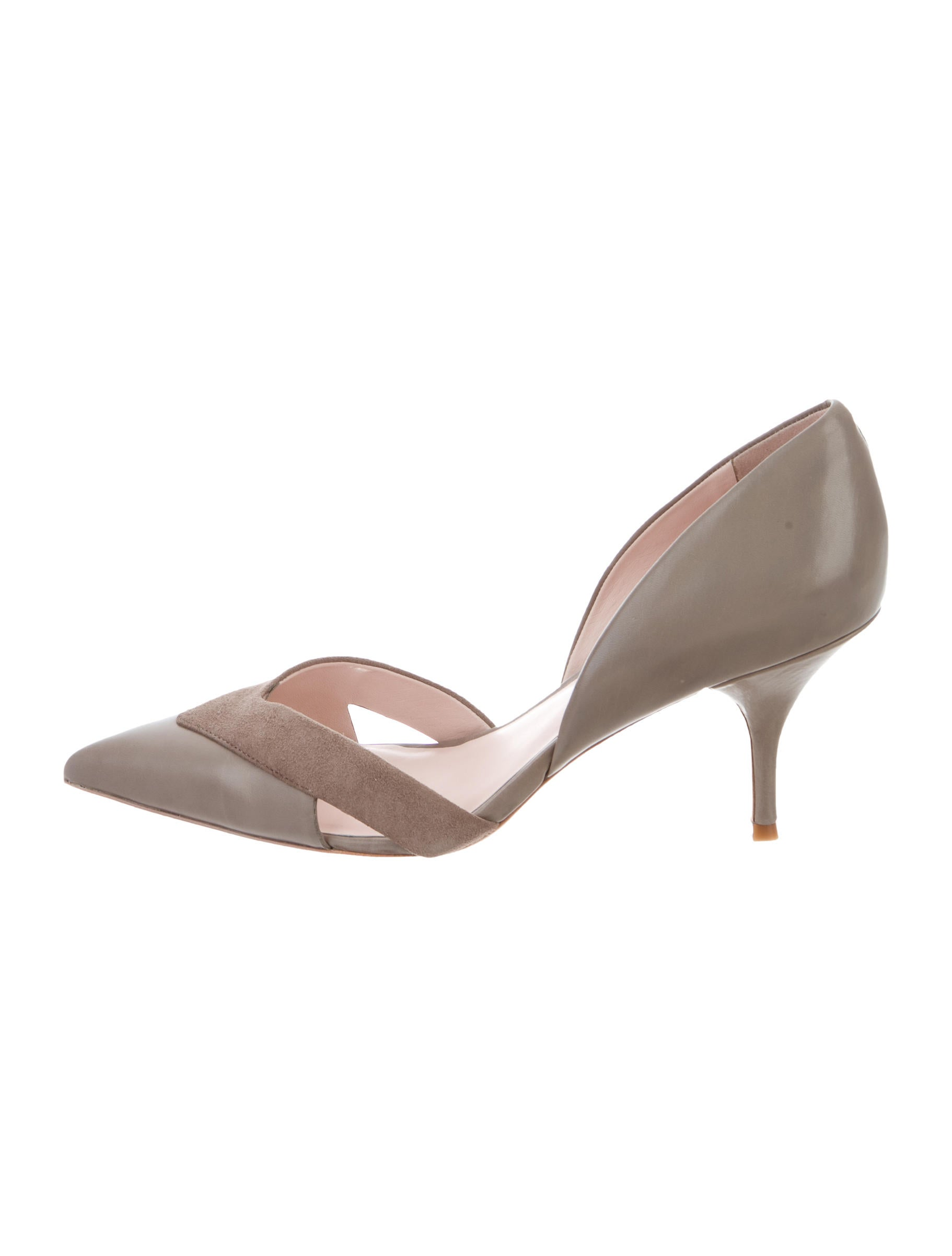 quality from china wholesale AERIN Elaina Pointed-Toe Pumps w/ Tags sale visit new for nice very cheap sale online discount in China ZGdaIDn0G