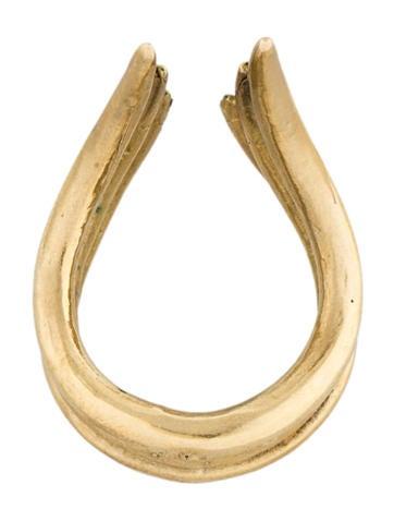 Bronze Wing Ring